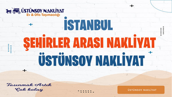 istanbul şehirlerarası  nakliyat ve taşımacılık